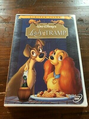 Disney DVD - Limited Issue - Lady and the Tramp