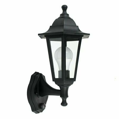 Traditional Style  Outdoor Security PIR Motion Sensor IP44 Rated Wall Light Lant