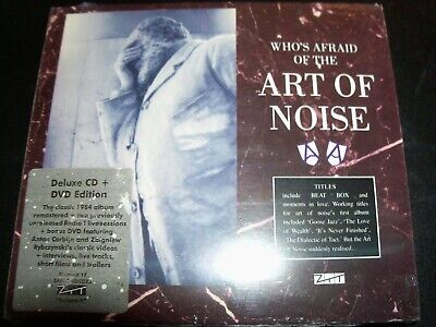 The Art Of Noise Whos Afraid Of The Art Of Noise Cd Compact Disc