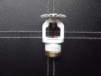 Old Fire Sprinkler - Angus - S / GW - S 15mm 68c White SSP QR