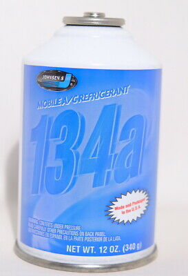 Purely Inspired Mobile AC Refrigerant R-134a