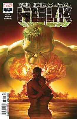 IMMORTAL HULK 14 ALEX ROSS 1st PRINT NM SOLD OUT