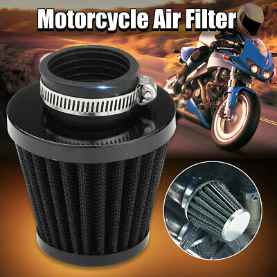 35/39/48/50/54/60mm Universale Moto Filtro Aria Per Harley Dirt Bike ATV Scooter