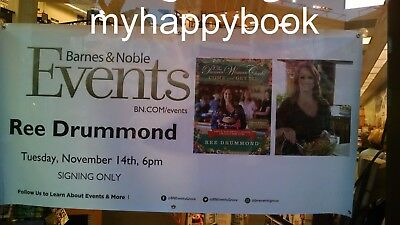 SIGNED The Pioneer Woman Cooks Come and Get It! by Ree Drummond, autographed new