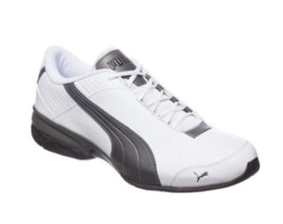 ddbadf5bc98a PUMA SUPER ELEVATE Mens White Synthetic Athletic Lace Up Running ...