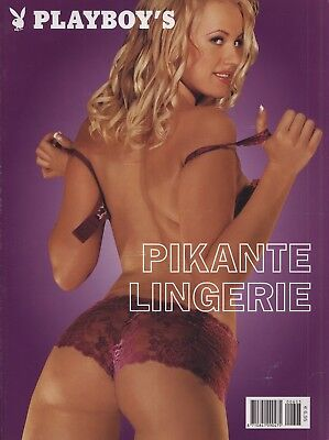 Playboy's Spicy Lingerie Dutch Edition 2003