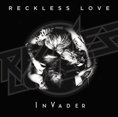 Reckless Love - Invader CD NEW