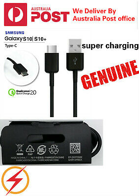 GENUINE Samsung Galaxy S10/S9/S8+ Type C USB Sync Super Charging Fast Cable
