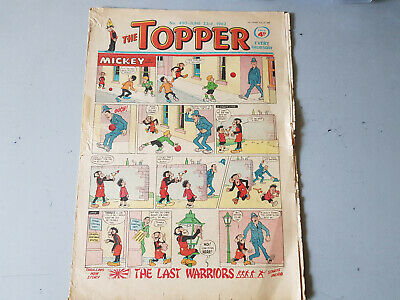 THE TOPPER COMIC No. 490 from 1962