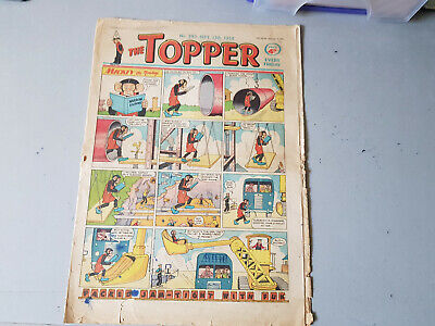 THE TOPPER COMIC No. 293 from 1958