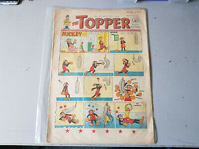 THE TOPPER COMIC No. 511 from 1962