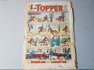 THE TOPPER COMIC No. 458 from 1961