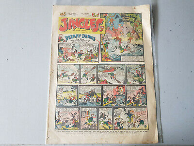JINGLES COMIC No. 508 from 1947