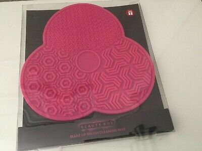 Debenhams Beauty Box Kids Makeup Brush Cleansing Mat New Gift Make Up Artist
