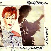 David Bowie - Scary Monsters - CD -  [Remastered] (1999) -