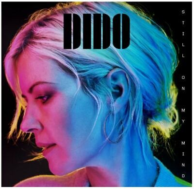 Dido Still On My Mind Signed Cd Autographed New 8 March Pre-Order Hurricanes 1