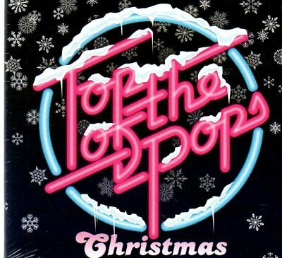 (PT9) Top of the Pops Christmas, 2016 37 track double cd album, New/Sealed