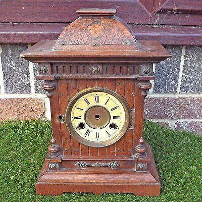 Antique Victorian Mantle Clock Case