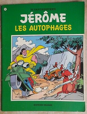 Bd Jerome 53 : Les Autophages