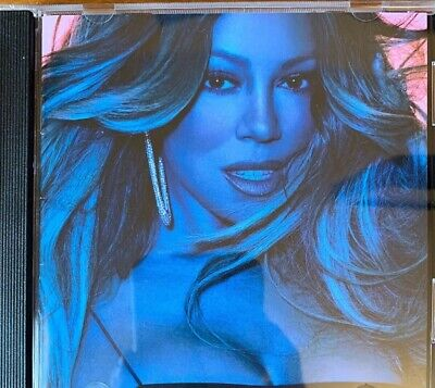 Mariah Carey - Caution [ Ex-library CD]