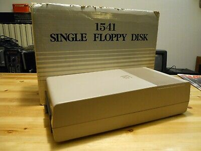 Commodore 1541 Floppy Disk Single Drive Boxato