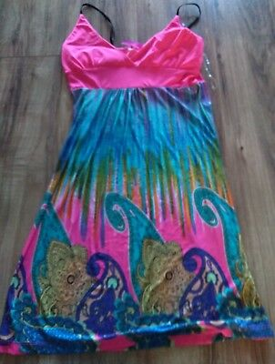 19c79e05481a3 LAGACI WOMEN'S DRESS SZ Large - $5.00 | PicClick