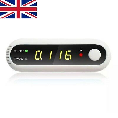 USB CO2 CARBON DIOXIDE Air Quality Monitor DataLogger Meter Monitor LCD