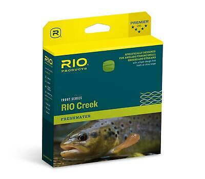 Rio Products Fly Fishing -  Creek Special Fly Line