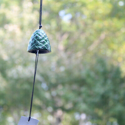 Japanese Wind Chime Temple Bell Decor Home Garden 4cm Vintage Decoration Great