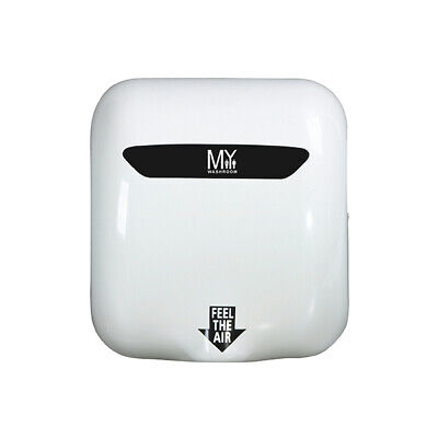 Hand Dryer Stainless Steel High Speed Low Power Wall Mounted