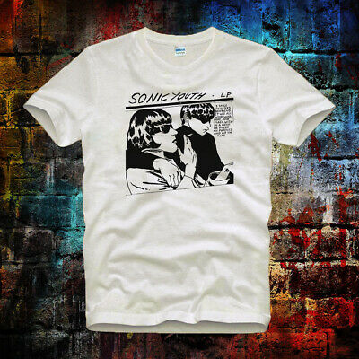 Cool Sonic Youth Goo Cartoon Fiction Retro Vintage Unisex & Ladies T Shirt 334b