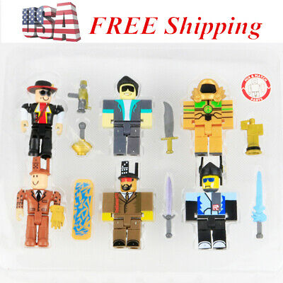 New 24pcs//set Roblox Games Action Figure Toy 8cm Collection Doll Kids Gift Toys