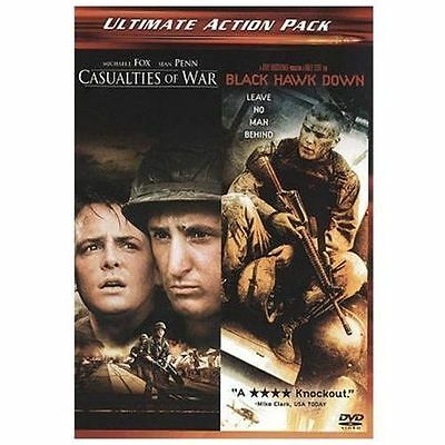 NEW OTHER Casualties of War/Black Hawk Down DVD 2-Disc Set, Extended Cut) movie