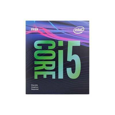 Intel Core i5-9400F Coffee Lake Processor 2.9GHz 8.0GT/s 9MB LGA 1151 CPU,