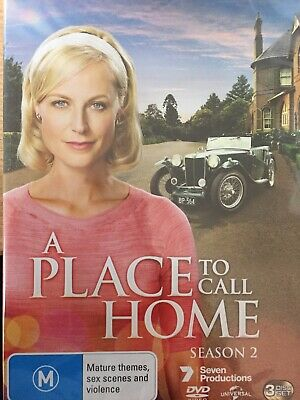 A PLACE TO CALL HOME - Season 2 3 x DVD Set BRAND NEW! Second Series Two