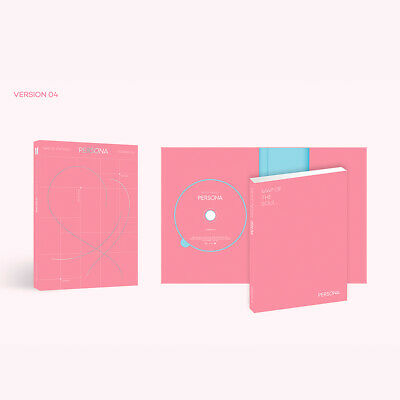 BTS MAP OF THE SOUL : PERSONA Album Ver4 CD+Photobook+Card+Etc+Tracking #