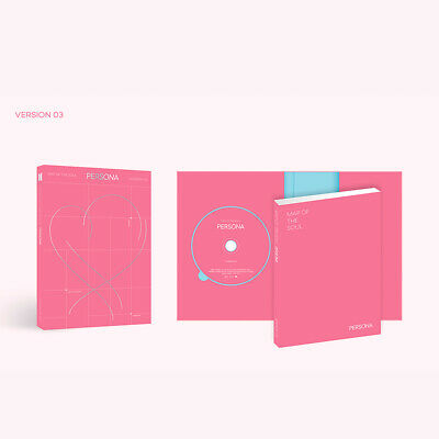 BTS MAP OF THE SOUL : PERSONA Album Ver3 CD+Photobook+Card+Etc+Tracking #