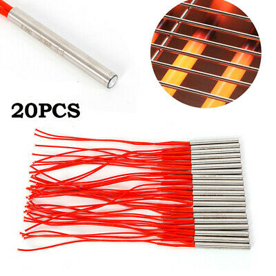 20Pcs AC 110V 300W Heating Element Mould Electric Cartridge Heater 9.5mm x 80mm