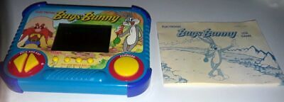 Bugs Bunny Tiger Electronics Handheld LCD Game With Manual WORKS!