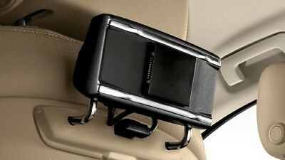 "New Genuine Audi A4 A5 A6 A7 Q5 Q7 9"" Rse Headrest Dvd Player Ipad Bracket"