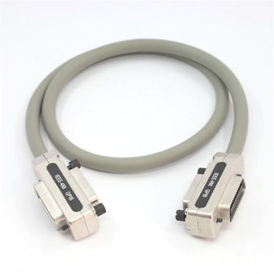 1pc Plug-And-Play-Kabel pour Ieee-488-kabel, Gpib-Kabel, Métallique