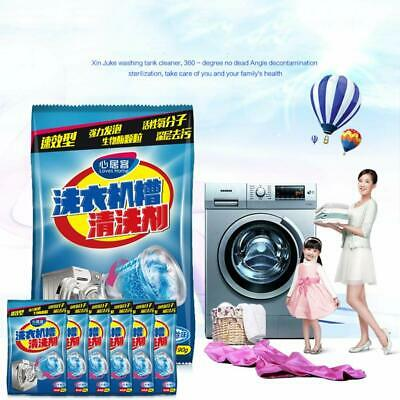 Washing Machine Cleaner Descaler Deep Cleaning Remover Deodorant Durable Home AD