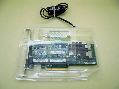 HP 631670-B21 Smart Array P420/1GB FBWC 6G SAS Controller Batter From AU seller