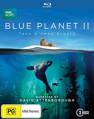 Blue Planet 2 UHD : 4K Ultra High Definition Blu-Ray
