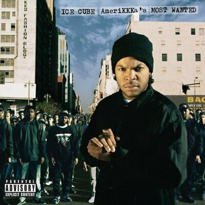 Ice Cube - AmeriKKKa's Most Wanted CD NEW