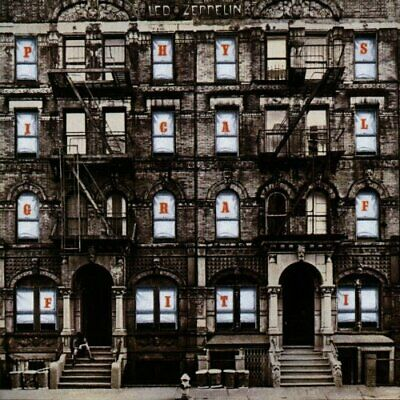 Led Zeppelin - Physical Graffiti (3 Disc, Deluxe Edition) CD NEW