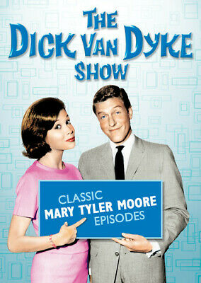 The Dick Van Dyke Show: Classic Mary Tyler Moore (3 Disc) DVD NEW