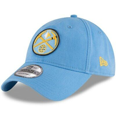 low price official photos 100% authentic NEW ERA DENVER Nuggets Hat Snap-back Closure, Navy Blue - $10.00 ...