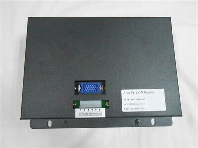 A61L-0001-0072 Compatible 9 inch LCD Display Screen For FANUC CNC CRT Monitor
