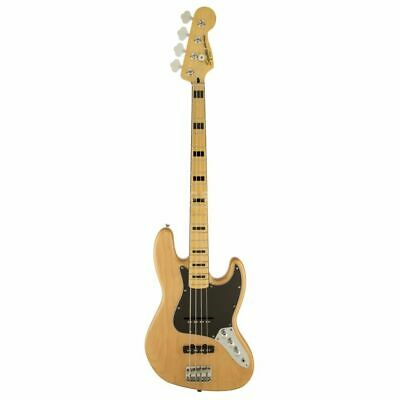 Fender Squier - Vintage Modified Jazz Bass '70s MN Natural